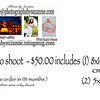 Price wedding and other shoots :